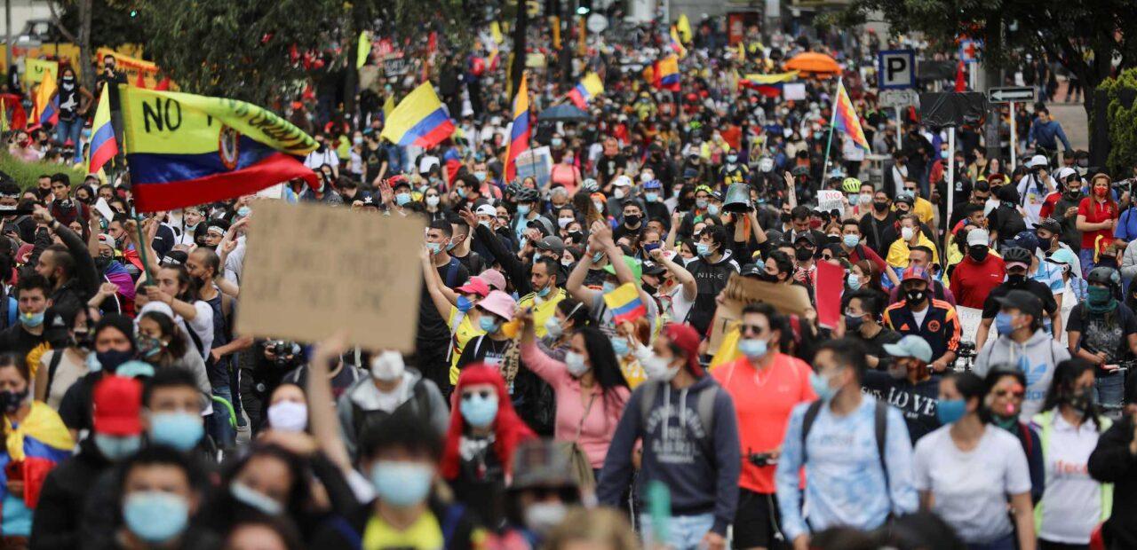 Protestas en Colombia | Business Insider México