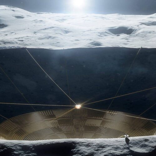 NASA telescopio Luna | Business Insider Mexico