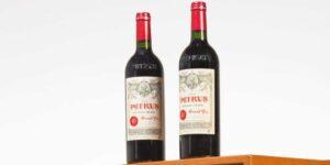 Una botella de vino tinto que envejeció durante 14 meses en la Estación Espacial Internacional está a la venta y podría alcanzar hasta un millón de dólares