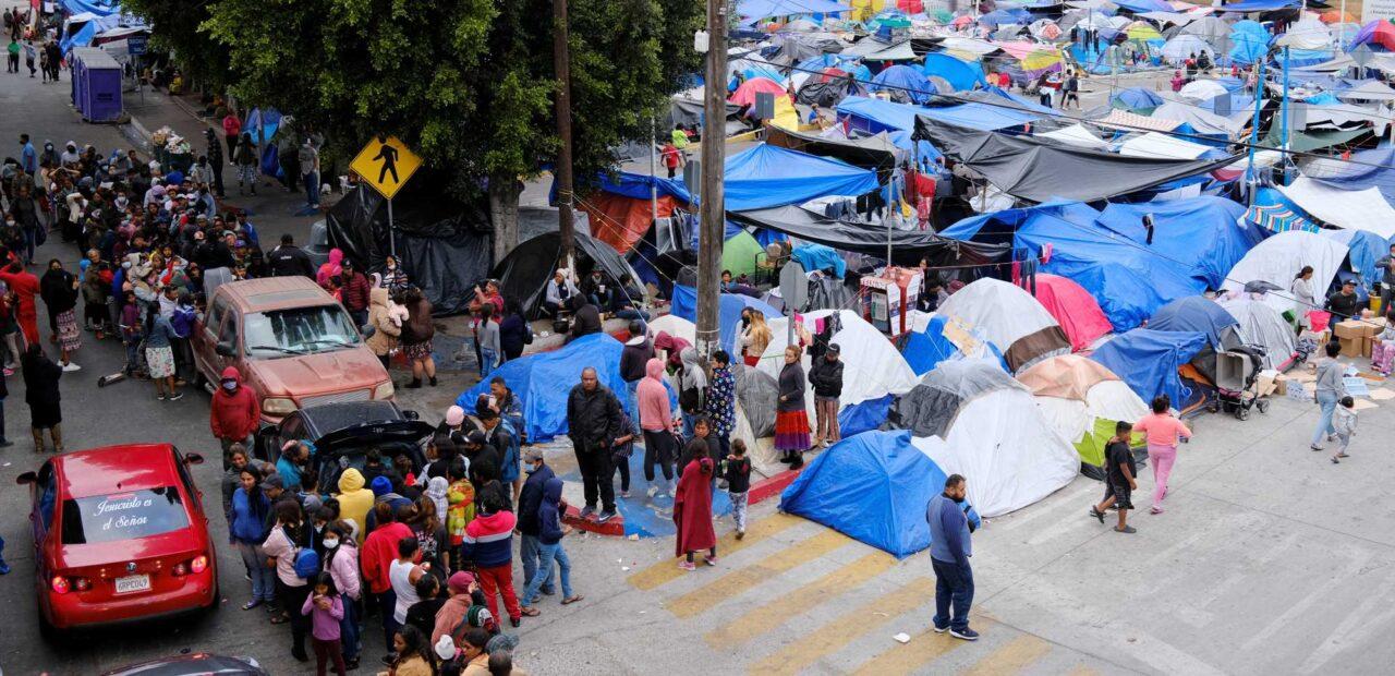 campamento_migrantes  Business Insider México