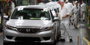 Estados Unidos abre investigación de seguridad sobre 1.1 millones de autos Honda Accord por reportes de pérdidas de control del volante