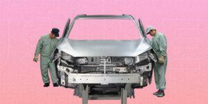 El 38.23% de los modelos de autos que se producen en Norteamérica sufrirán por la falta de semiconductores, estimó el organismo que agrupa a los fabricantes de autopartes, INA