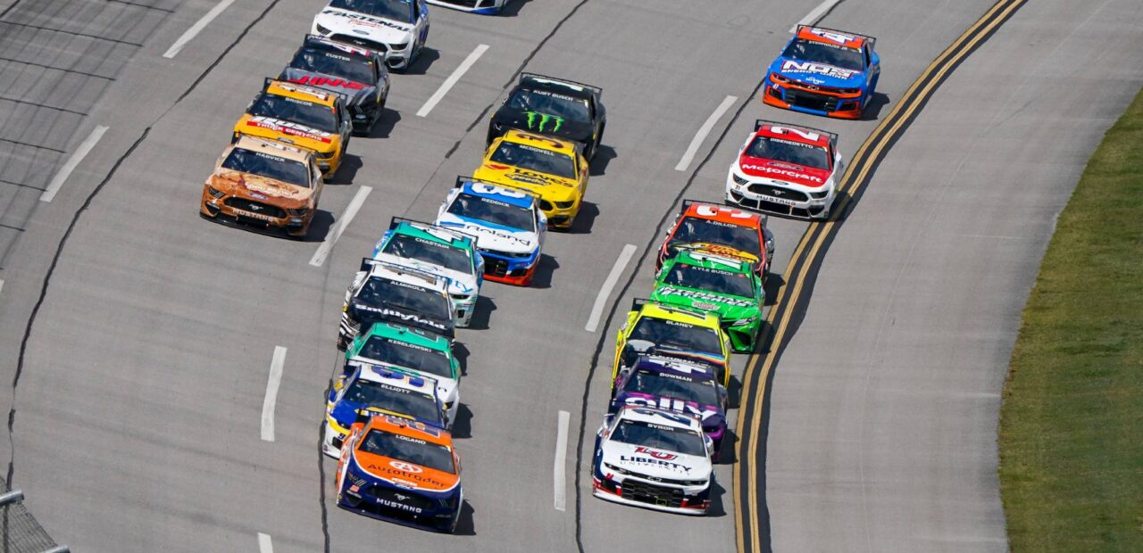 Covid-19 NASCAR | Business Insider Mexico
