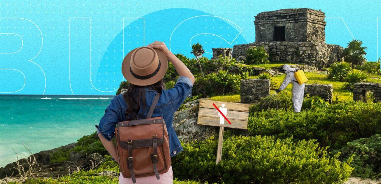 Tulum Chiapas zona arqueologica turismo INAH   Business Insider México
