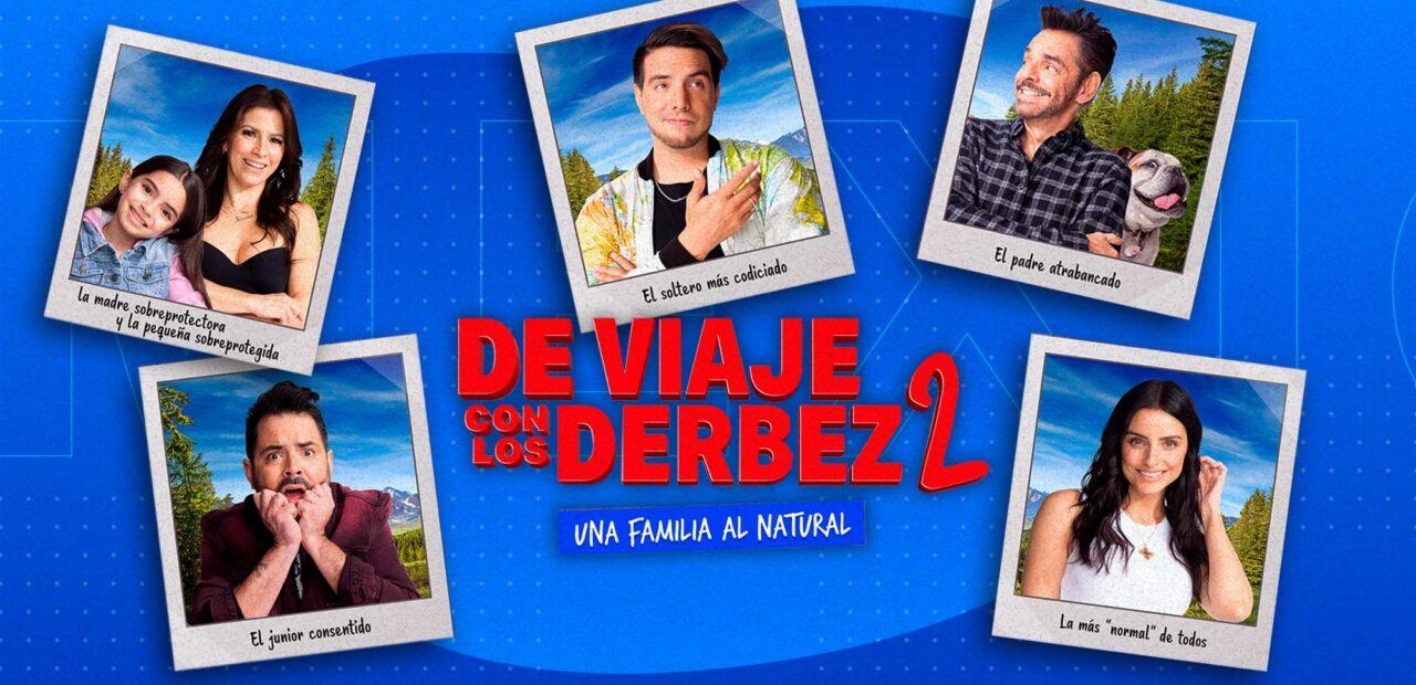 Derbez viaje | Business Insider Mexico