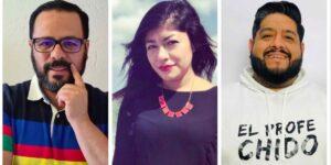 Rodrigo, Jemima y Carlos —»Maestros estrella» que cambian la educación en tiempos de Covid-19