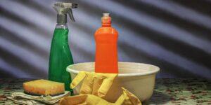 La limpieza de la casa aumentó su importancia durante la pandemia, impulsando las ventas globales de productos para el hogar durante 2020