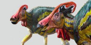 Un grupo de paleontólogos del INAH y la UNAM halló una nueva especie de dinosaurio en Coahuila