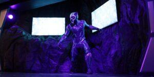 Una figura del superhéroe Pantera Negra estará en la reapertura del museo de cera Madame Tussauds de Londres