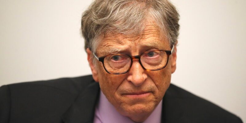 relacion Bill Gates empleada Microsoft   Business Insider Mexico