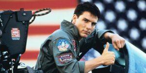 """Tom Cruise no estaba seguro de protagonizar """"Top Gun"""" hasta que voló con los Blue Angels de la Marina de Estados Unidos"""