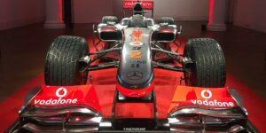 Subastarán el monoplaza de McLaren con el que Lewis Hamilton ganó el GP de Turquía en 2010 —su precio alcanzaría los 7 mdd