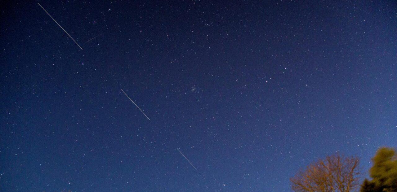 satélites spacex starlink | Business Insider Mexico