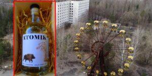 Ucrania confisca 1,500 botellas de vodka elaborado con manzanas de Chernóbil —los científicos que elaboraron la bebida quieren recuperarlas