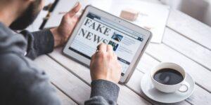 No te dejes llevar por lo que ves en internet— te explicamos cómo puedes detectar las fake news