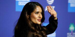 Salma Hayek dijo que no fue elegida para 2 «grandes comedias» porque es mexicana