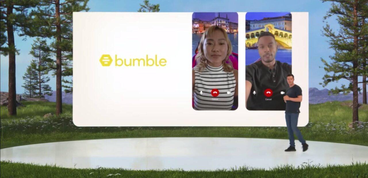 Snapchat Bumble