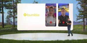 Snapchat anuncia alianza con Bumble para hacer de tus citas virtuales algo más divertido