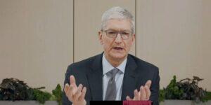 Tim Cook argumenta que el «perfil de riesgo» del iPhone justifica las reglas de la App Store de Apple