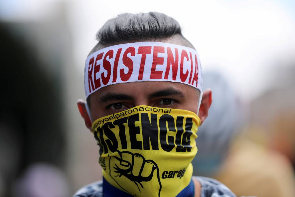 protestas colombia   business Insider Mexico