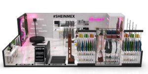 La startup Ebanx acerca una pop up store de Shein a los mexicanos con sus diferentes formas de pago, incluso para personas que no tienen cuentas bancarias