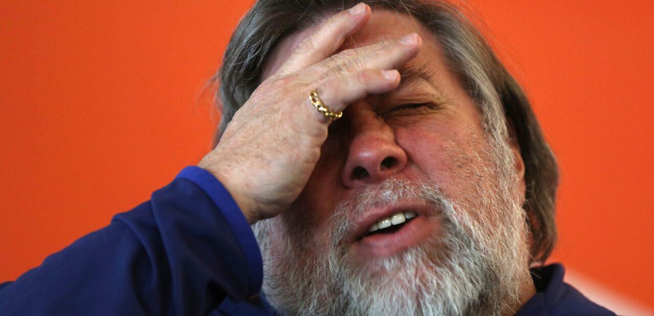 Steve Wozniak | Business Insider Mexico