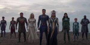 """Marvel lanza el primer tráiler de """"Eternals"""". Conoce al elenco y a los personajes que interpretan."""