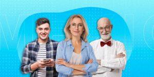 Los millennials buscan un trabajo con espacios antiestrés, los baby boomers quieren buenos planes de jubilación —estas son las prestaciones laborales más valoradas por cada generación