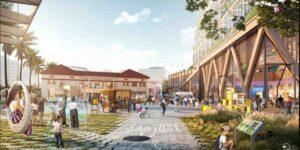 Google tiene luz verde para construir un megacampus en San José con 4,000 hogares, oficinas y tiendas