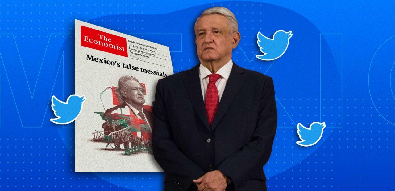 AMLO The Economist | Business Insider México