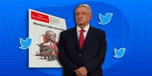 Esta es la división que causó en redes sociales la portada de AMLO en The Economist