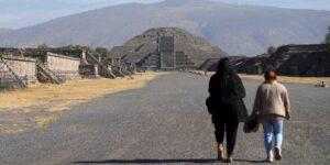 Una construcción ilegal amenaza con la conservación de Teotihuacán