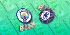 Manchester City vs Chelsea: el duelo de carteras por el título de la UEFA Champions League