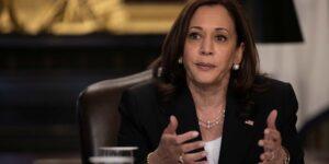 La vicepresidenta de Estados Unidos, Kamala Harris, visitará México el próximo 8 de junio