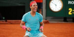 Rafael Nadal prefiere ser recordado como una buena persona que por ser una leyenda del tenis