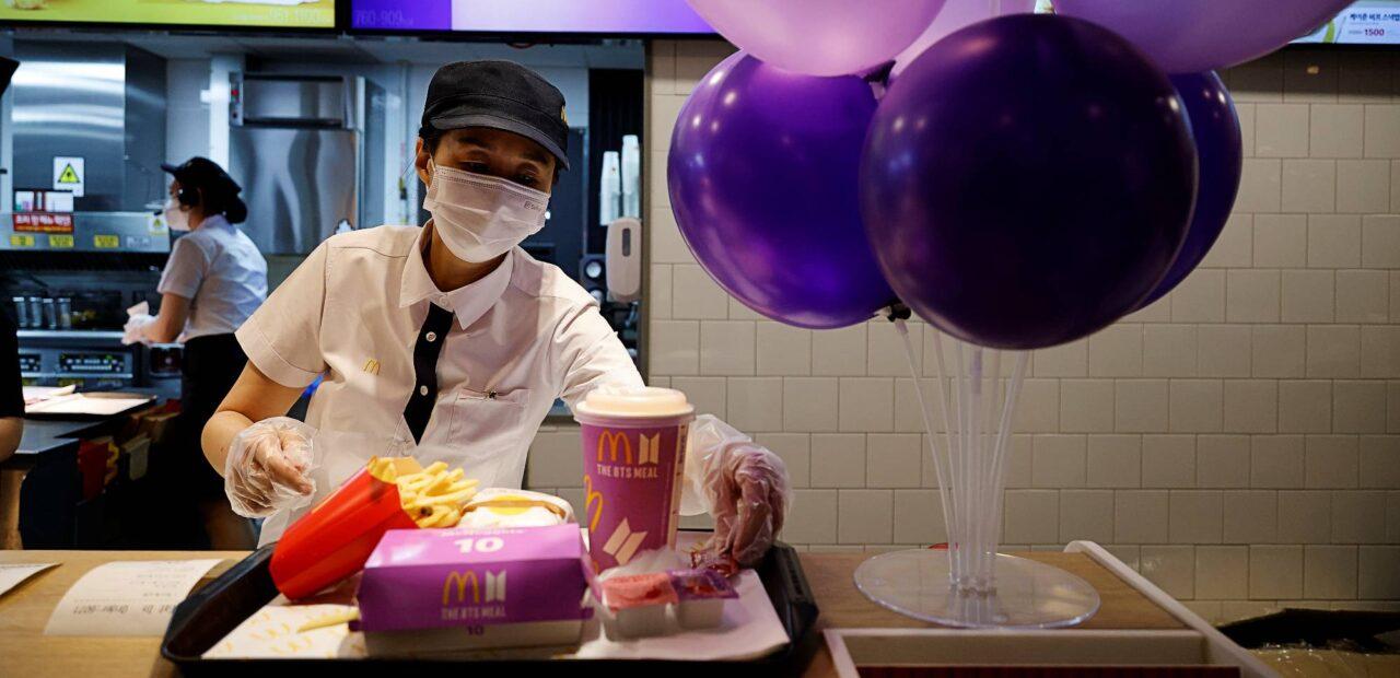 BTS McDonald's   Business Insider Mexico