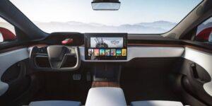 La consola de videojuegos en los nuevos Tesla Model X y S está impulsada por el fabricante de chips detrás de PlayStation 5 y Xbox