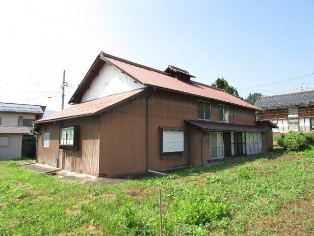 Japón casas