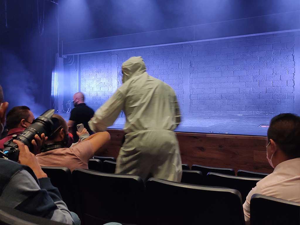 Pablo Perroni teatro