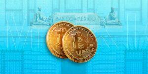 Mientras el uso del efectivo tiene una tendencia a la baja, por primera vez Banxico dice que investiga sobre las criptomonedas