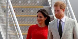 Meghan y Enrique nombran a su nueva hija Lilibet Diana, en honor a la reina y la princesa Diana