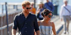 La hija de Meghan Markle y el príncipe Harry no es una princesa, pero podría serlo cuando el príncipe Carlos suba el trono