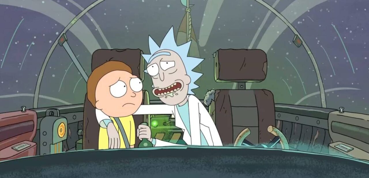 Rick y Morty | Business Insider Mexico