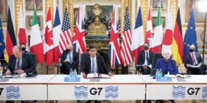 México integraría al Paquete Económico 2022 el impuesto global a las grandes empresas de 15% del G7, indicó Hacienda
