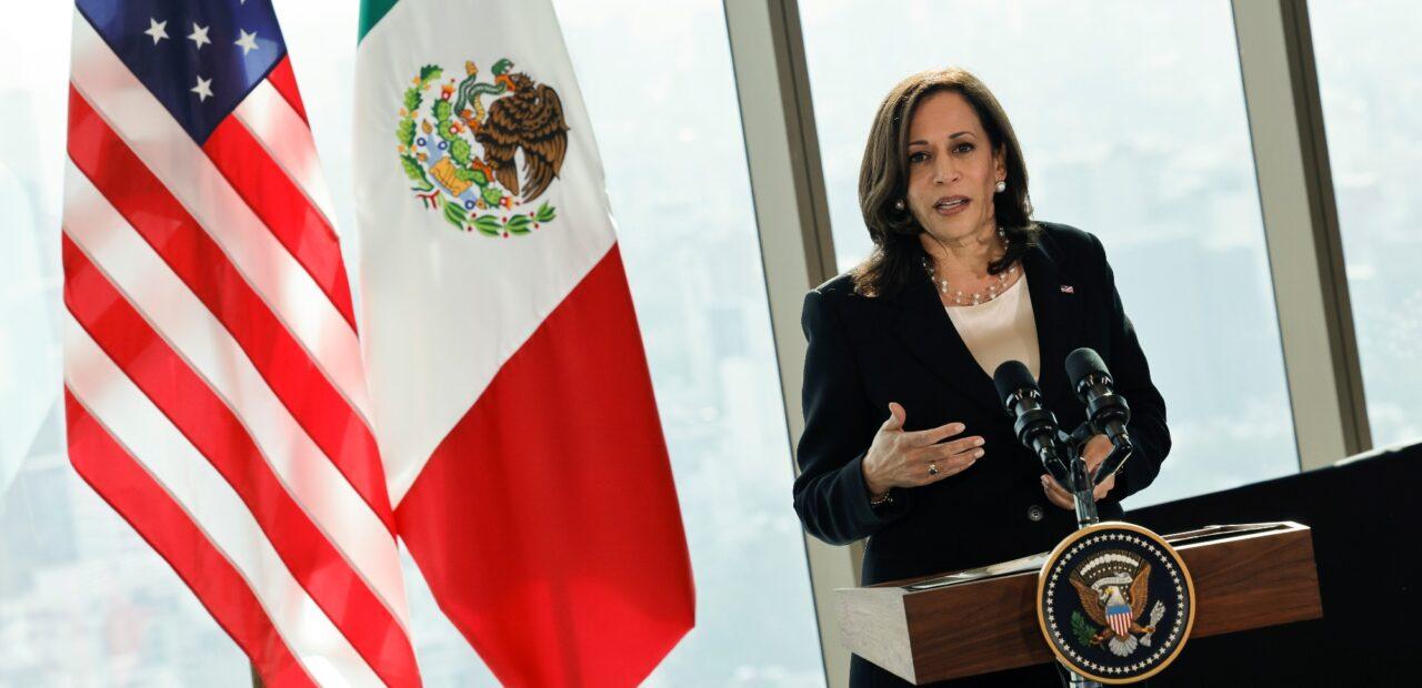 Kamala Harris México | Business Insider Mexico