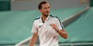 Daniil Medvedev acusa a Roland Garros de preferir a Amazon por encima de la gente