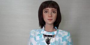 Hanson Robotics presenta a Grace, un robot humanoide diseñado para interactuar con ancianos y personas aisladas por la pandemia