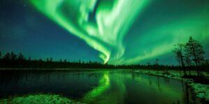 Un grupo de científicos ha resuelto un misterio de décadas sobre cómo se forman las auroras boreales en el cielo