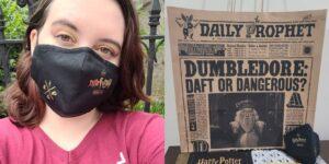 """Visité la tienda """"Harry Potter"""" más grande del mundo —y esto fue lo que encontré"""