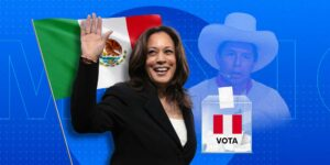 El acuerdo fiscal global, la visita de Kamala Harris y las elecciones en Perú, entre los temas más destacados de la semana